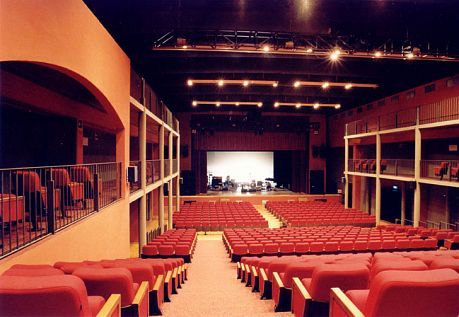 città del teatro