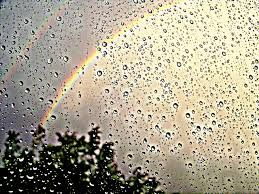 pioggia arcob